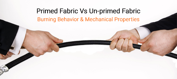 primed fabric vs un primed fabric