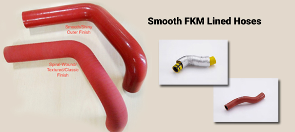 Smooth FKM Lined Hose