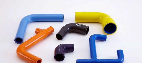Silicone-Coolant-Hoses- Shore-rubber
